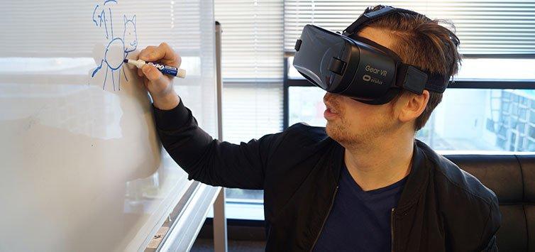Los avances de la realidad virtual
