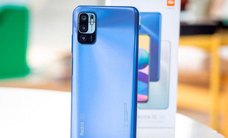 Conoce el nuevo Xiaomi Redmi Note 10 5G