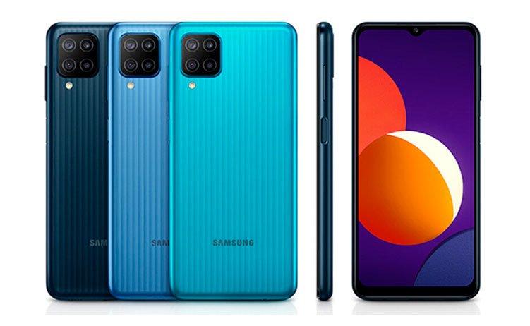 Conoce el nuevo Samsung Galaxy M12